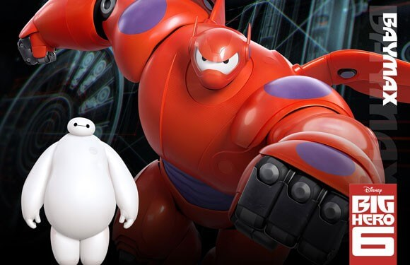 Big Hero 6 Characters and Voice Cast