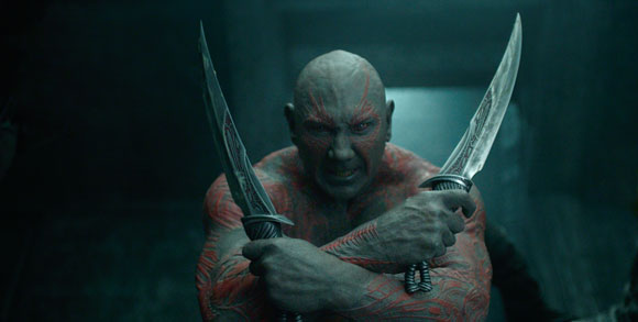 Dave Bautista Guardians of the Galaxy Interview
