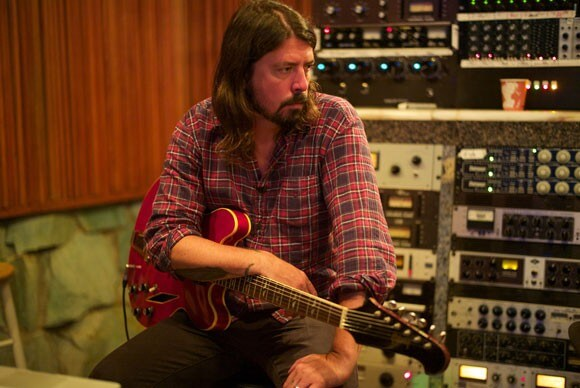Dave Grohl Sonic Highways Interview