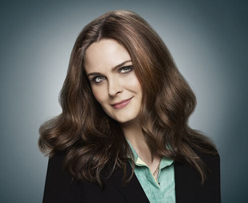 Emily Deschanel Bones Interview
