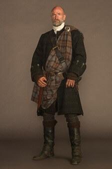 Graham McTavish Outlander Interview