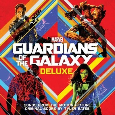 Guardians of the Galaxy Soundtrack Hits Gold Status
