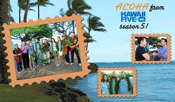 Hawaii Five-0 Begins Shooting Season 5