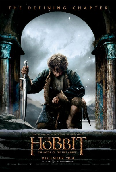 The Hobbit The Battle of Five Armies Box Office Opening Numbers