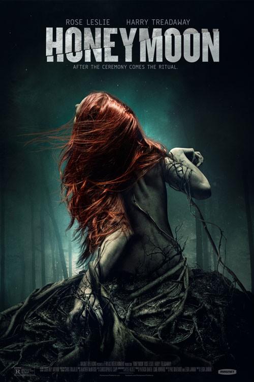 Honeymoon Teaser Poster and New Trailer