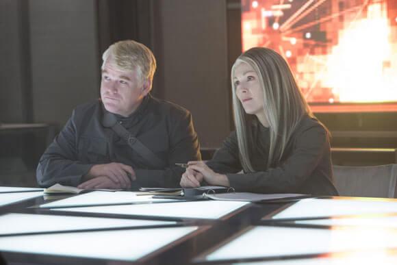 The Hunger Games: Mockingjay - Part 1 Teaser Trailer