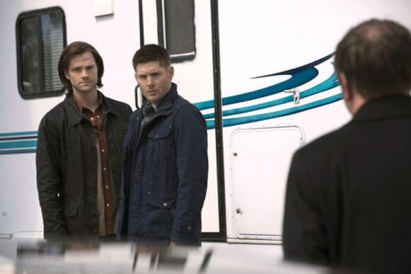 Jared Padalecki and Jensen Ackles Supernatural Interview