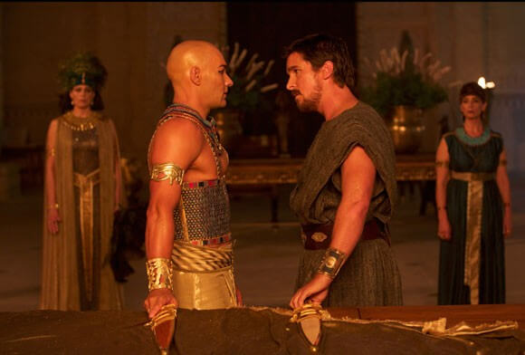 Exodus: Gods and Kings Footage Recap