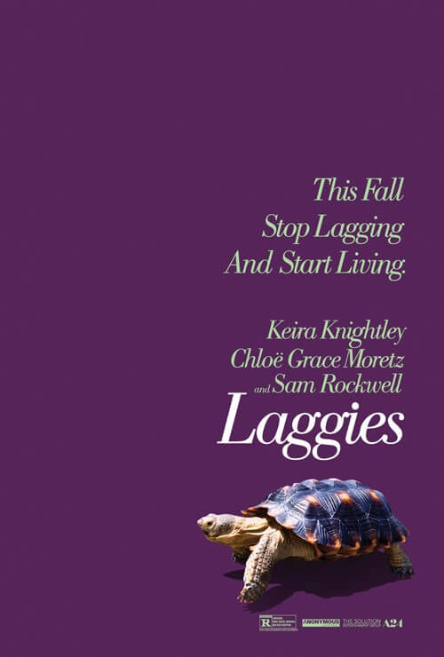 Laggies Trailer and Teaser Poster