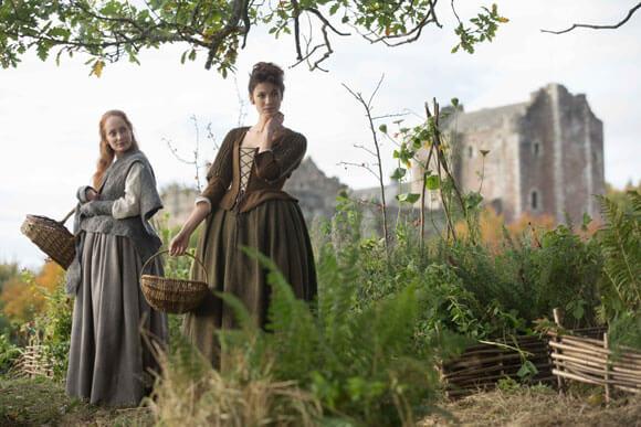 Lotte Verbeek Outlander Interview