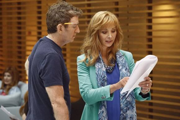 Lisa Kudrow and Michael Patrick King The Comeback Interview
