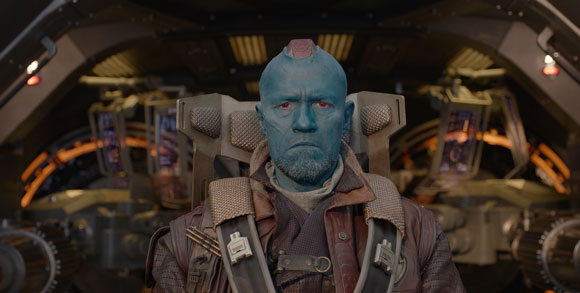Michael Rooker Guardians of the Galaxy Interview