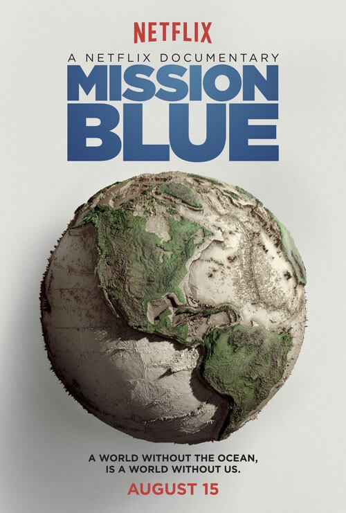 Mission Blue Poster and Trailer