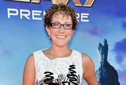 Nicole Perlman Guardians of the Galaxy Interview
