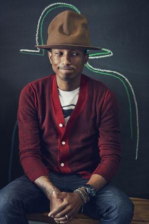 Pharrell Williams Joins Kids' Choice Sports Awards