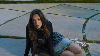 Rebecca Hall Iron Man 3 Interview