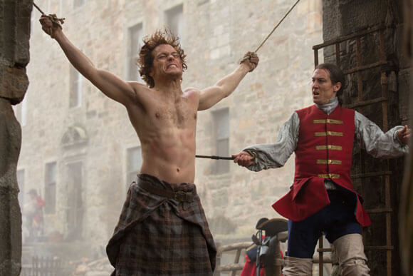 Tobias Menzies Outlander Interview