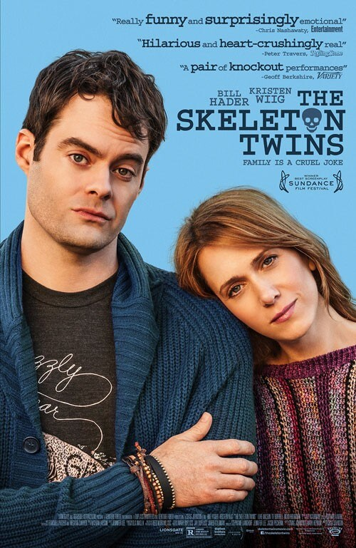 New The Skeleton Twins Poster