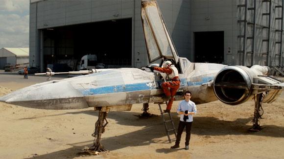 Star Wars director J.J. Abrams