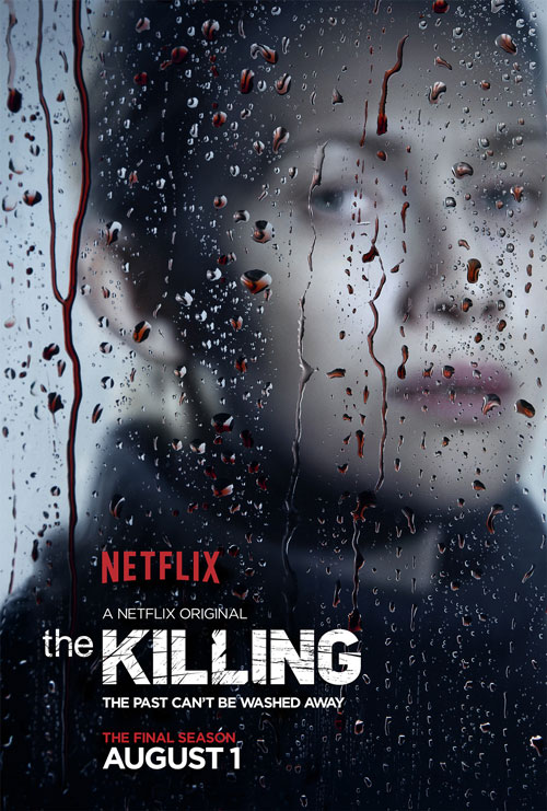 The Killing Season 4 Behind the Scenes Video
