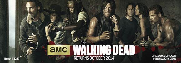 The Walking Dead New Season Five Trailer