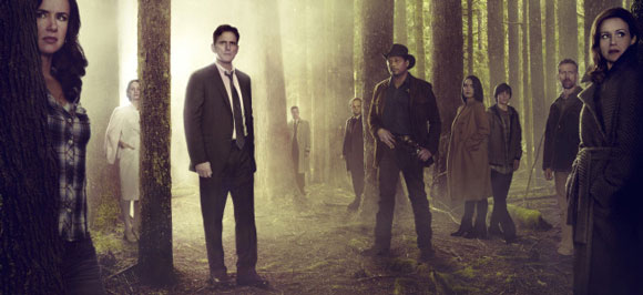 Wayward Pines Season 1 Cast Photo