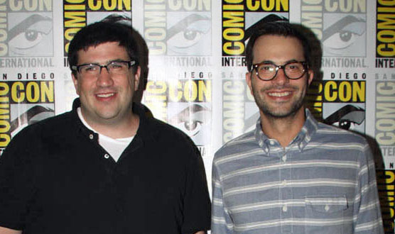 Adam Horowitz and Edward Kitsis Once Upon a Time