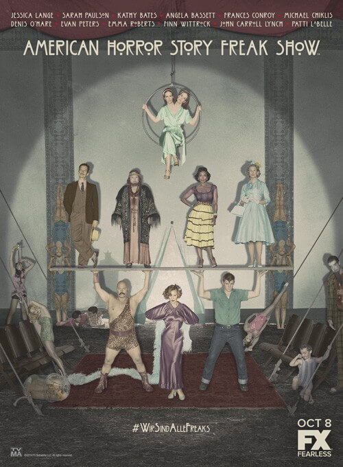 American Horror Story Returns for Season 5