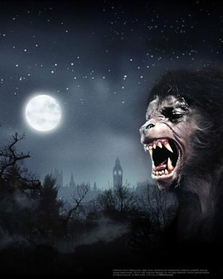 An American Werewolf in London Maze at Universal Studios Halloween Horror Nights