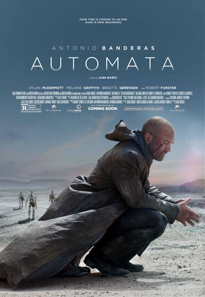 Automata Movie Poster and Trailer
