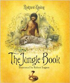 The Jungle Book Adds Bill Murray