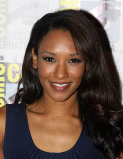 Candice Patton The Flash Interview