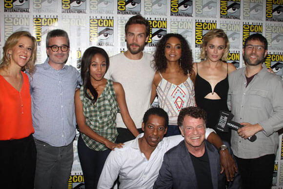 Sleepy Hollow Stars Tom Mison and Nicole Beharie Interview