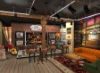 Central Perk Recreated for Friends Anniversary