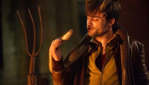 Daniel Radcliffe Horns Interview