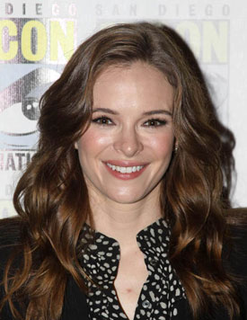 Danielle Panabaker The Flash Interview