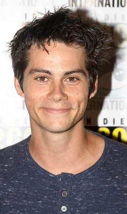 Dylan O'Brien and Shelley Hennig Teen Wolf Interview