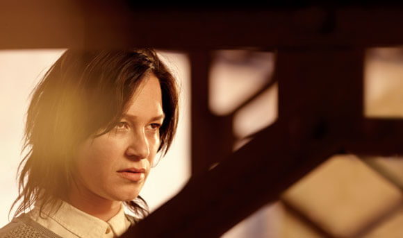 Franka Potente The Bridge Season 2 Interview