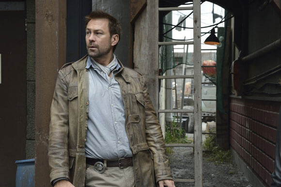 Grant Bowler Defiance Season 2 Interview