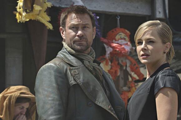 Julie Benz Defiance Season 2 Interview