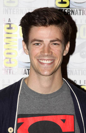 Grant Gustin The Flash Interview and Playing Barry Allen