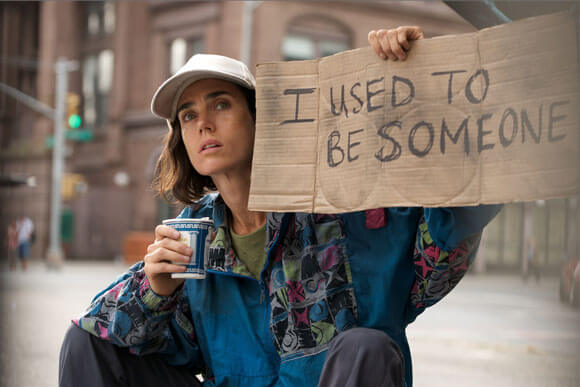 First Photo of Jennifer Connelly in Shelter