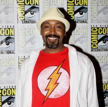 Jesse L Martin The Flash Interview
