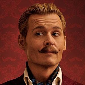 Mortdecai Trailer Starring Johnny Depp