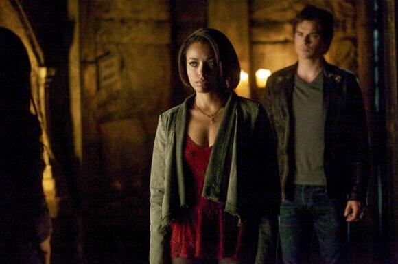 Kat Graham The Vampire Diaries Interview