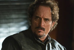 Kim Coates and Theo Rossi Sons of Anarchy Interview