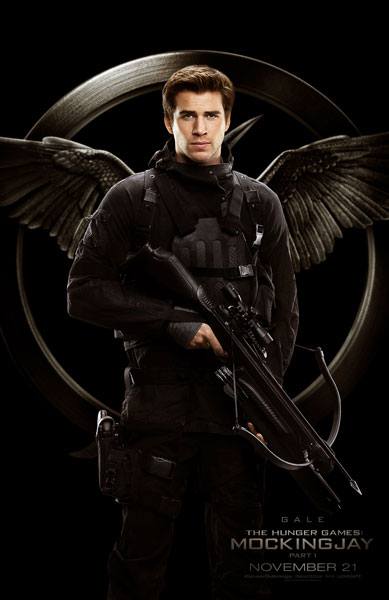 The Hunger Games: Mockingjay - Part 1 Rebel Warriors Posters