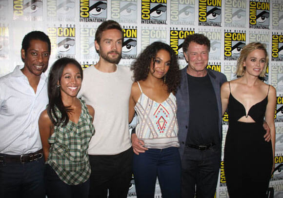 Sleepy Hollow Cast 2014 The Cast of 'sleepy Hollow'