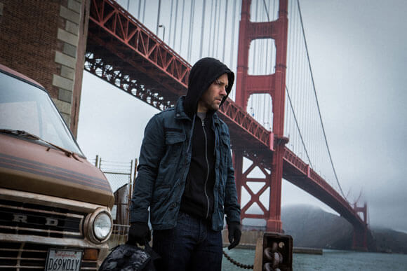 First Photo of Paul Rudd in 'Ant-Man'