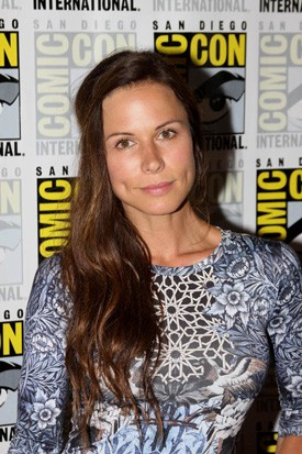Rhona Mitra The Last Ship Interview